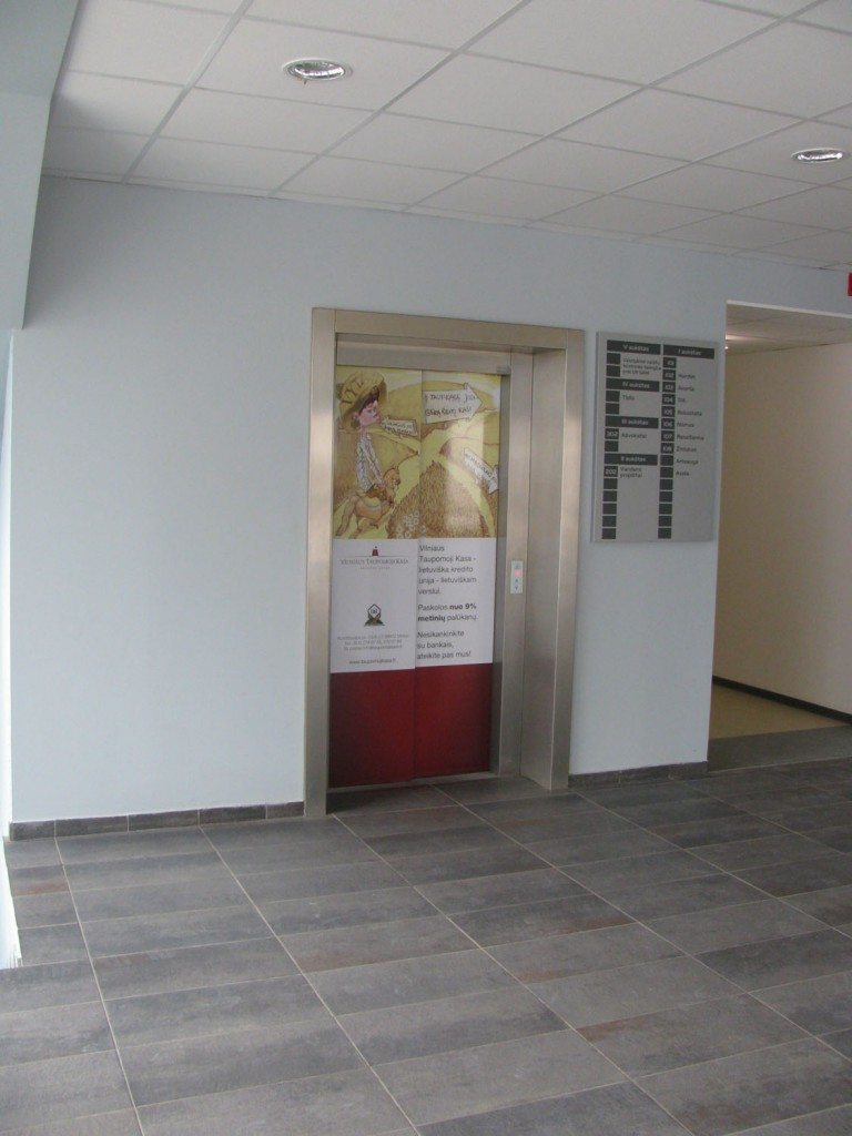 Zirmunu business center 139